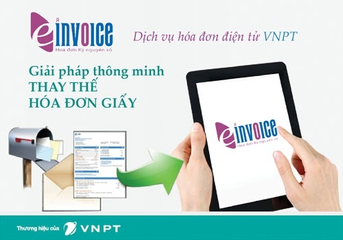 Hóa đơn điện tử VNPT